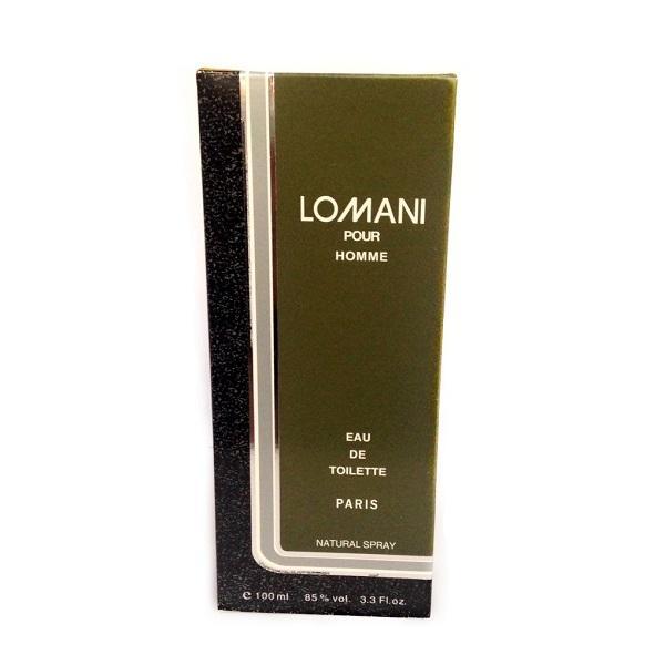 عطر مردانه برند لومانی LOMANI (100ml)