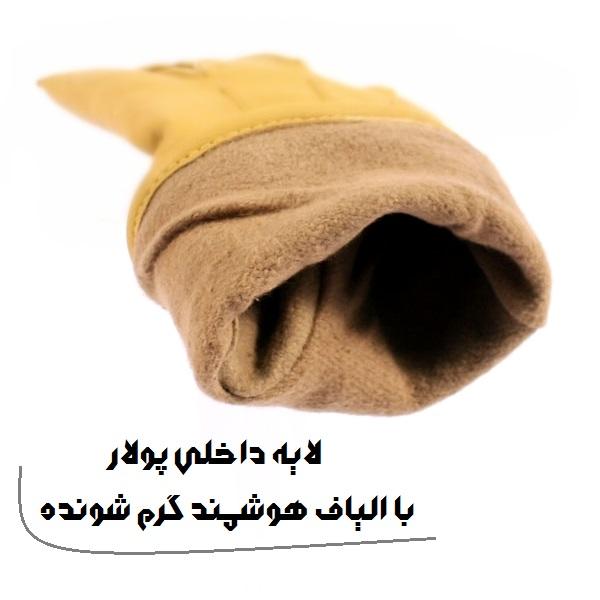 دستکش زمستانی فول کاور اورجینال آمریکایی دلتا (ضدآب)