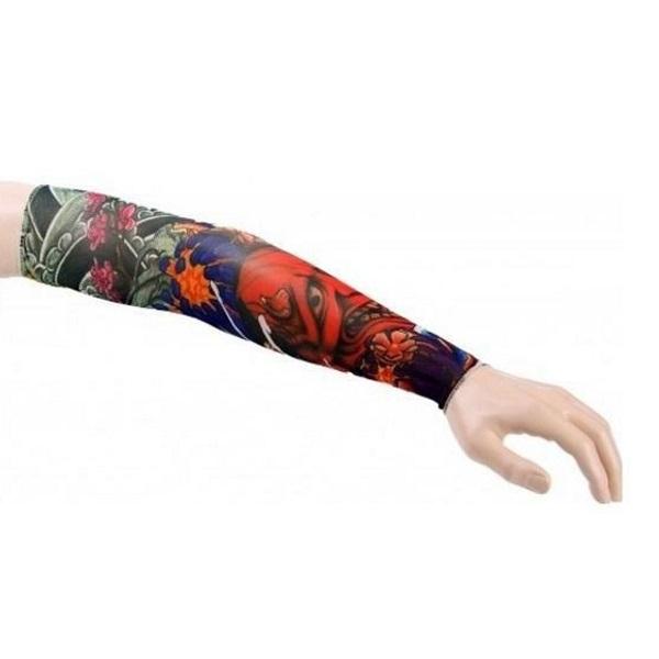 تتو کاور ساق دست پلی استری