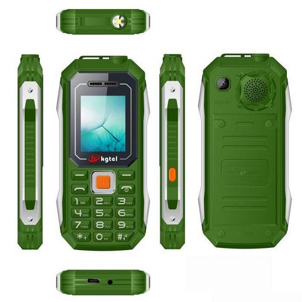 گوشی موبایل زرهپوش کی جی تل Kgtel KT200