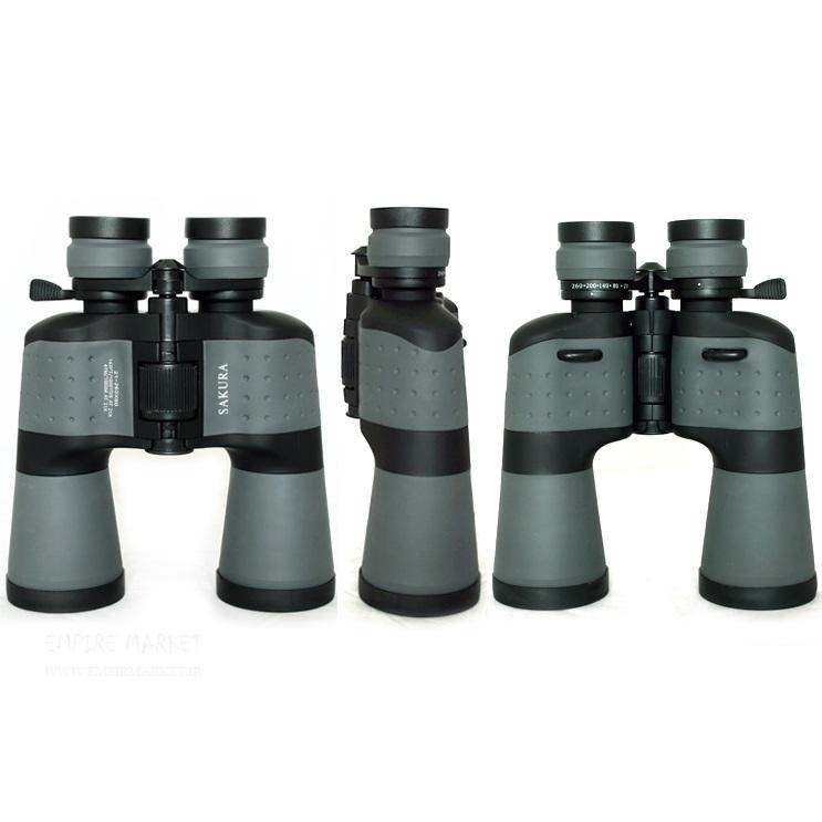 دوربین دوچشمی شکاری 60×260 زوم اسپرت ساکورا SAKURA