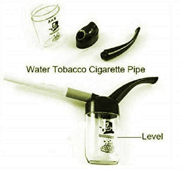 فیلتر سیگار مخزن دار HOOKA (پیپ اسموک)