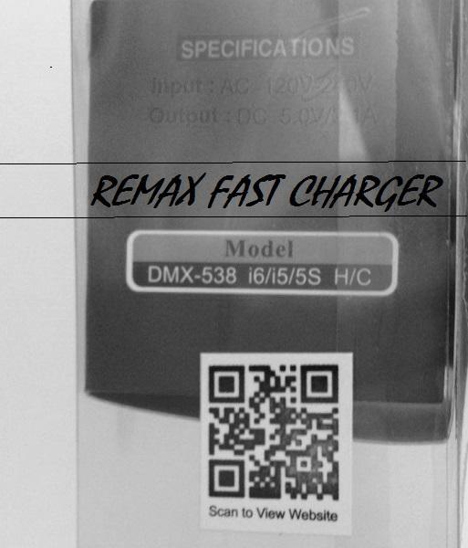 شارژر میکرو فست شارژ ریمکس (آندروید) REMAX DMX-538
