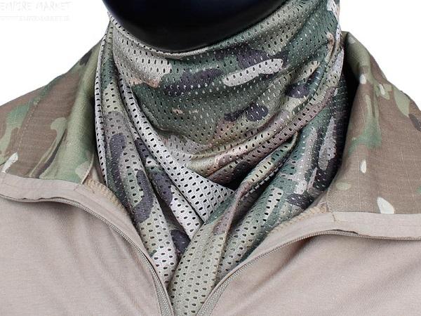 تور استتار مدل شال گردن (تاکتیکال)