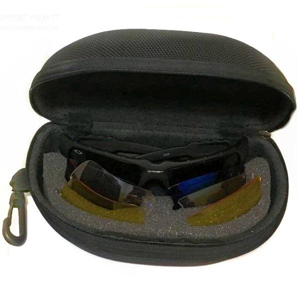عینک حرفه ای 4 لنز اوکلی OAKLEY |
