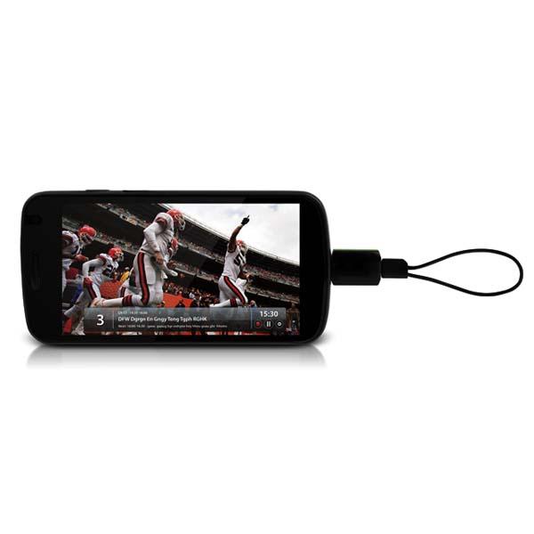 گیرنده تلویزیون دیجیتال موبایل آندروید گاندو GANDO GN-PT666