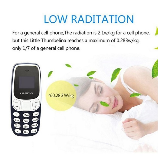 مینی موبایل نوکیا BM10 (مینی فون 3310)