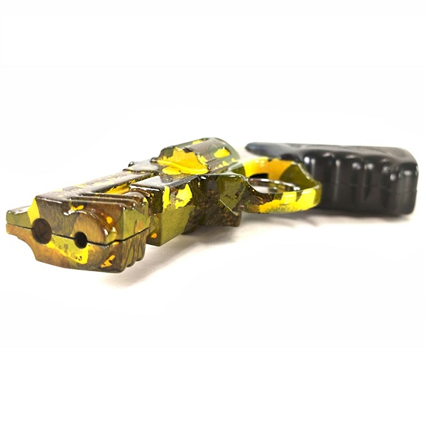 فندک طرح هفت تیر لیزری چریکی Gun Lighter