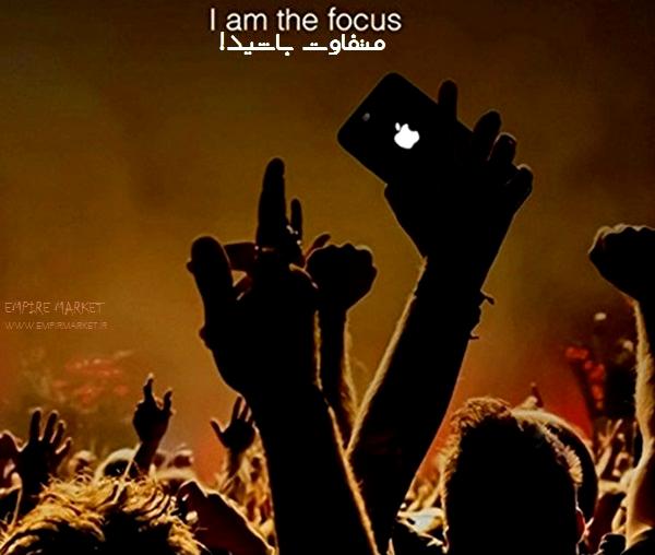 گارد اسپشیال LEKE نفش برجسته چراغ دار آیفون Iphone Apple