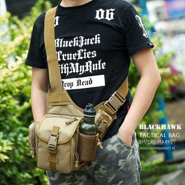 کیف رودوشی تاکتیکال BLACKHAWK