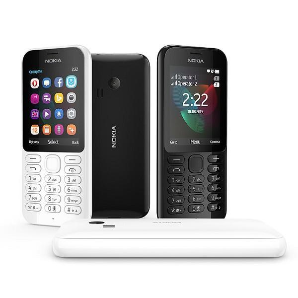 گوشی موبایل نوکیا (NOKIA 222 Dual SIM)