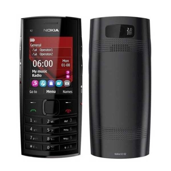 گوشی موبایل طرح نوکیا odscn x2-02