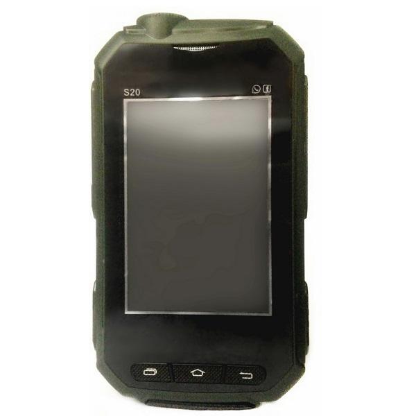 گوشی موبایل لمسی زره پوش و ضدآب هوپ HOPE S20