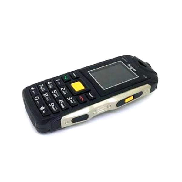 خرید باتخفیف  گوشی موبایل شکاری زره پوش مینی سایز HOPE S66 mini