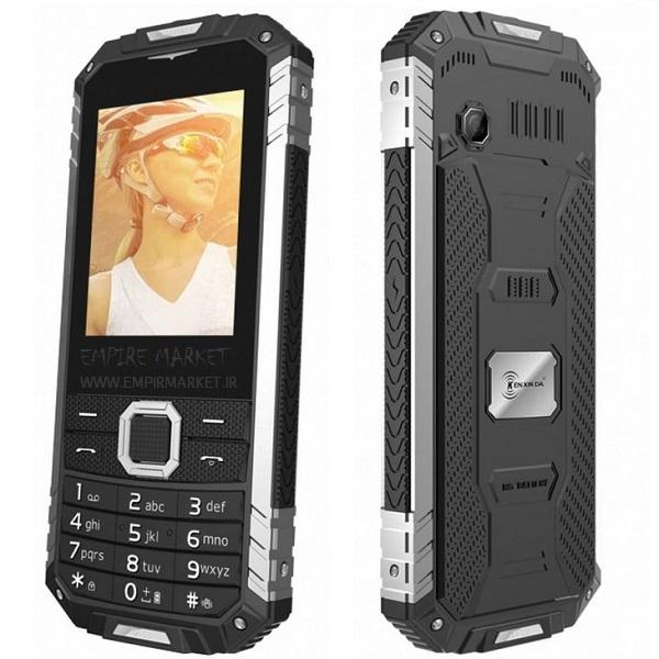 موبایل زرهپوش و ضدآب کنشیندا KEN XIN DA R7700