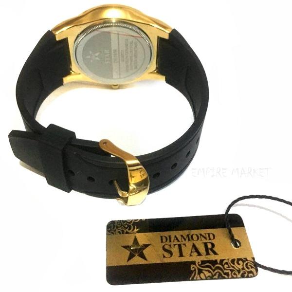 ساعت مچی ضدآب دیاموند استار DIAMOND STAR