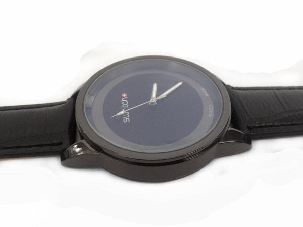 ساعت مچی کلاسیک ساده (طرح اس واچ)