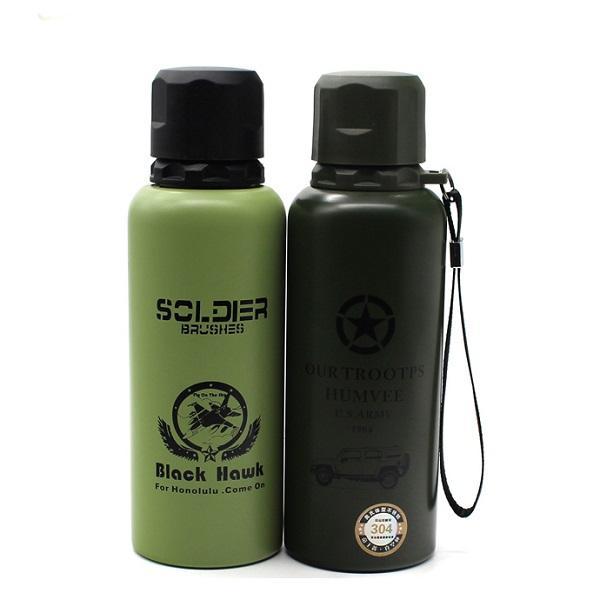 قمقمه نظامی چریکی (فولادی) SOLDER BRUSHES