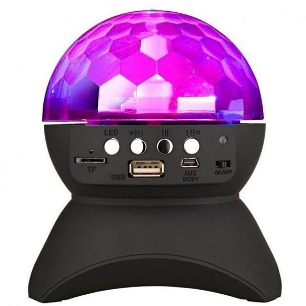 اسپیکر و رقص نور LED موزیکال پورتابل L740