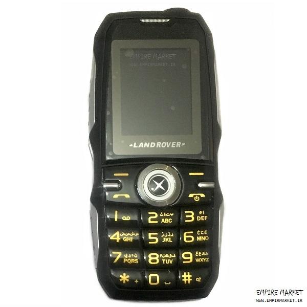 گوشی موبایل ضدضربه لندروور LAND ROVER X8