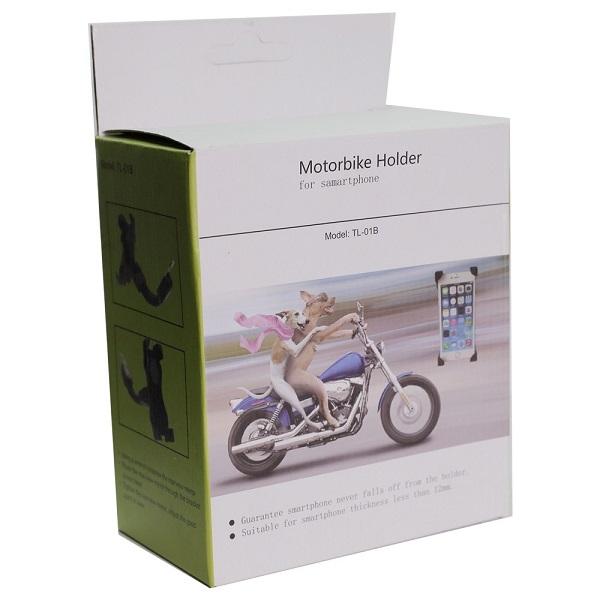 هولدر فنری مدرن فرمان موتورسیکلت و دوچرخه (استند آنتی شوک)
