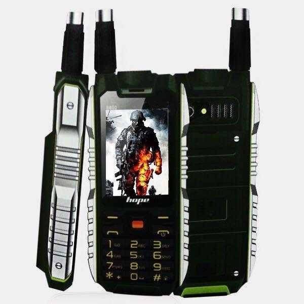 گوشی موبایل زره پوش و ضدآب هوپ HOPE S800