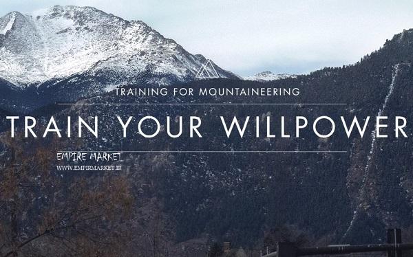 کوله پشتی حرفه ای کوهنوردی ویل پاور WILLPOWER |