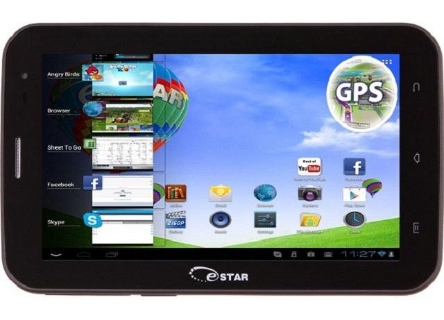 تبلت لمسی هوشمند G.STAR G755 (HD)