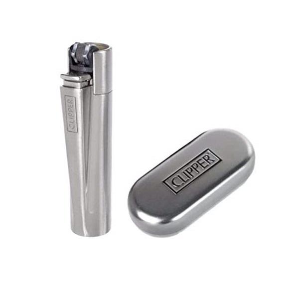 فندک فلزی کلیپر CLIPPER