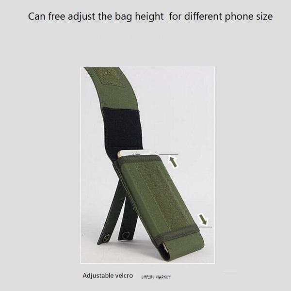 کیف کمری تاکتیکال (کیت مینی سایز)