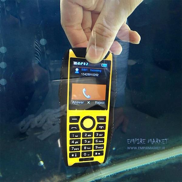 موبایل ضدضربه و ضدآب کنزینا KEN XIN DA W3