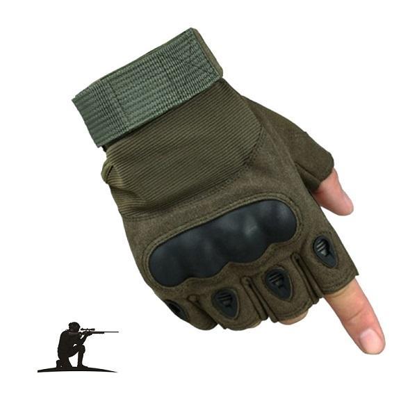 دستکش نیم انگشتی دلتا فورس (مولتی گارد)