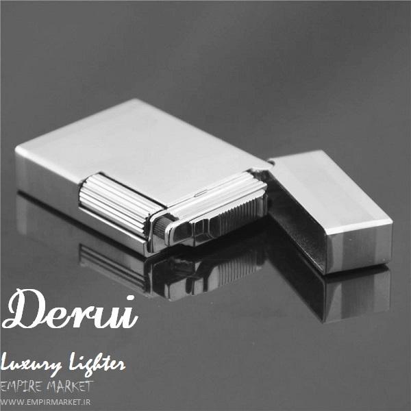 فندک گازی دیروی اورجینال Derui Lighter (لوکس)