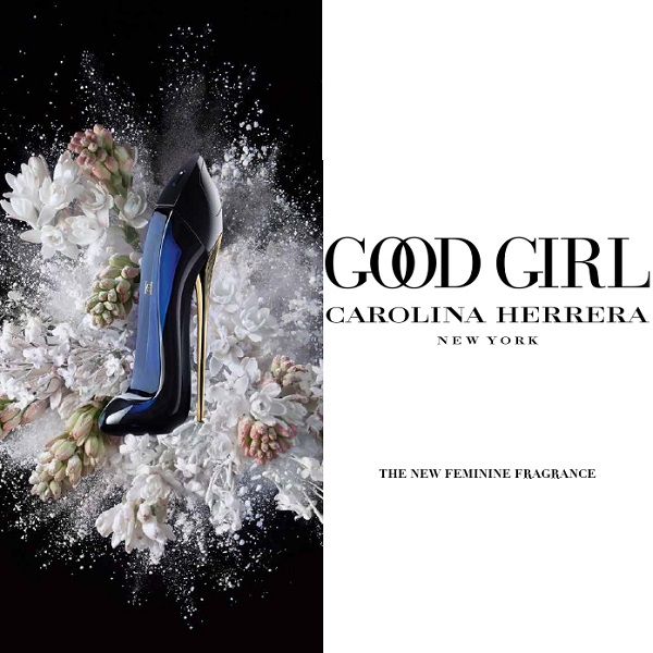 عطر زنانه گود گرل طرح کارولینا هررا GOOD GIRL NEW YORK (80ml)