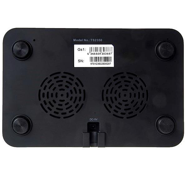 اسپیکر پاوربانک رومیزی بلوتوثی TSCO TS 2350 (نمایشگر دیجیتال)