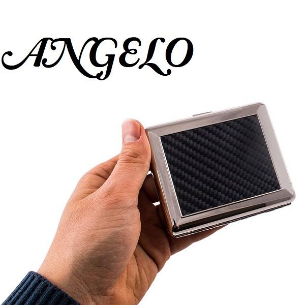 جاسیگاری استیل کربنی آنجلو Angelo