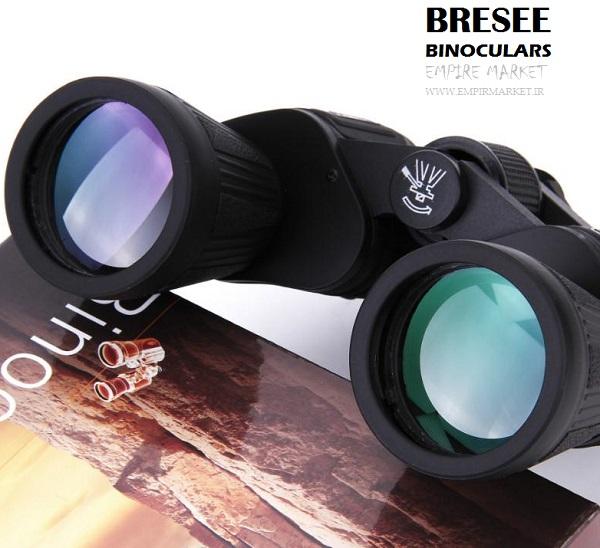 دوربین دوچشمی شکاری 50×10 برث BRESEE Binpculars |
