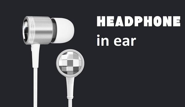 هدفون سیمی حرفه ای IN EAR