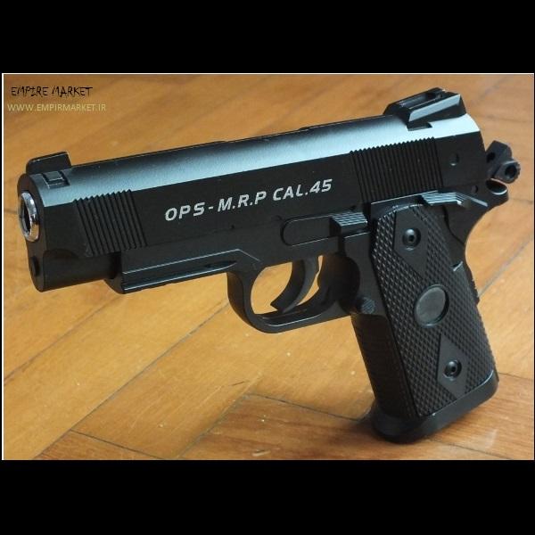 تفنگ ایرسافت فلزی مدل کلت C.9