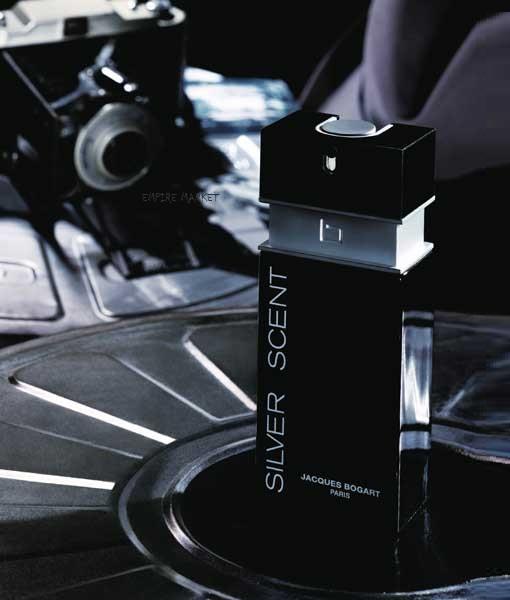 عطر مردانه ژاک بوگارت سیلور سنت SILVER SCENT