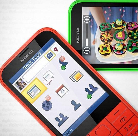 گوشی موبایل طرح نوکیا NOKIA ASHA 225