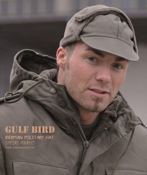 کلاه نظامی آلمانی چند حالته GULF BIRD