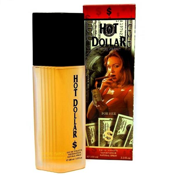 عطر زنانه هات دالر HOT DOLLAR (100ml)