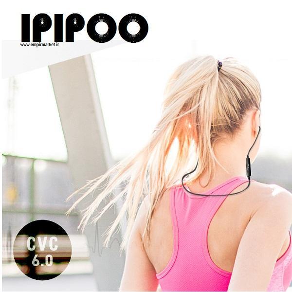 هندزفری بلوتوثی IPIPOO iL95 (وایرلس)