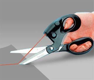 قیچی لیزر اسکیزور / Laser Scissors