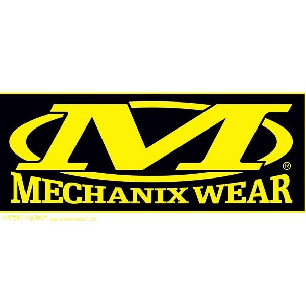دستکش مکانیکس نیم انگشتی تاکتیکال MECHANIX WEAR (گارد لاستیکی)