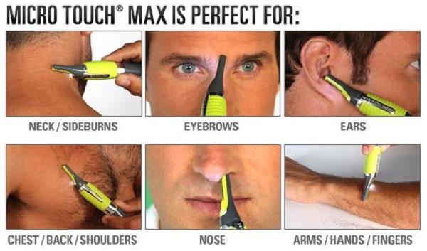 دستگاه موزن میکروتاچ مکس Micro Touch MAX