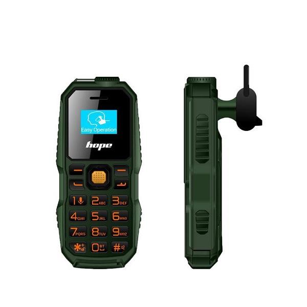 مینی موبایل هوپ HOPE M60 (مینی فون ضدآب)