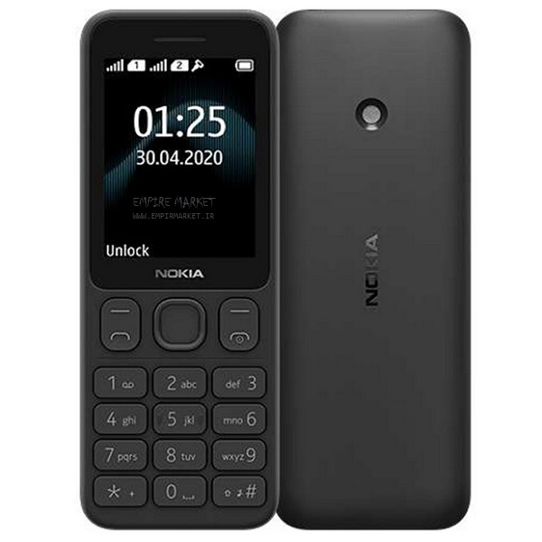 گوشی موبایل طرح نوکیا NOKIA 125 (ورژن 2020)