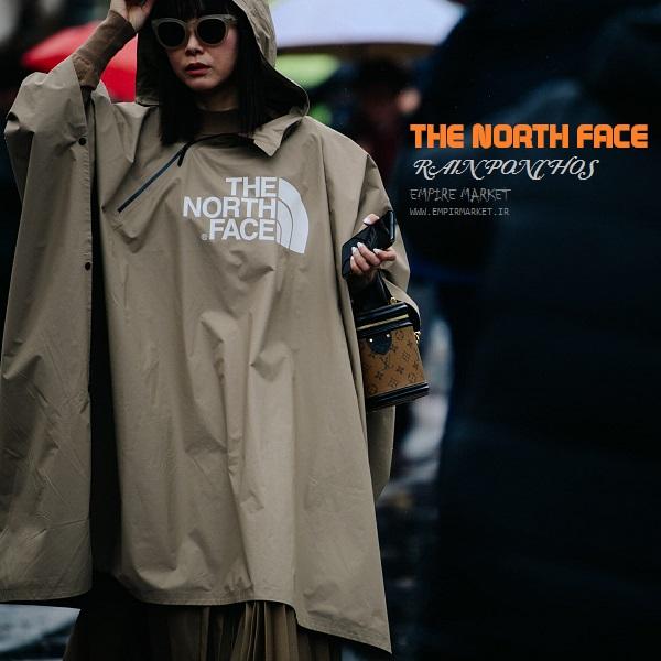 پانچو بارانی نورث فیس THE NORTH FACE